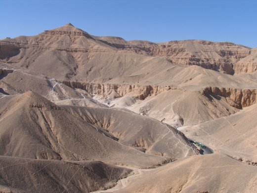The Valley of the Kings (Pictures of Egypt
