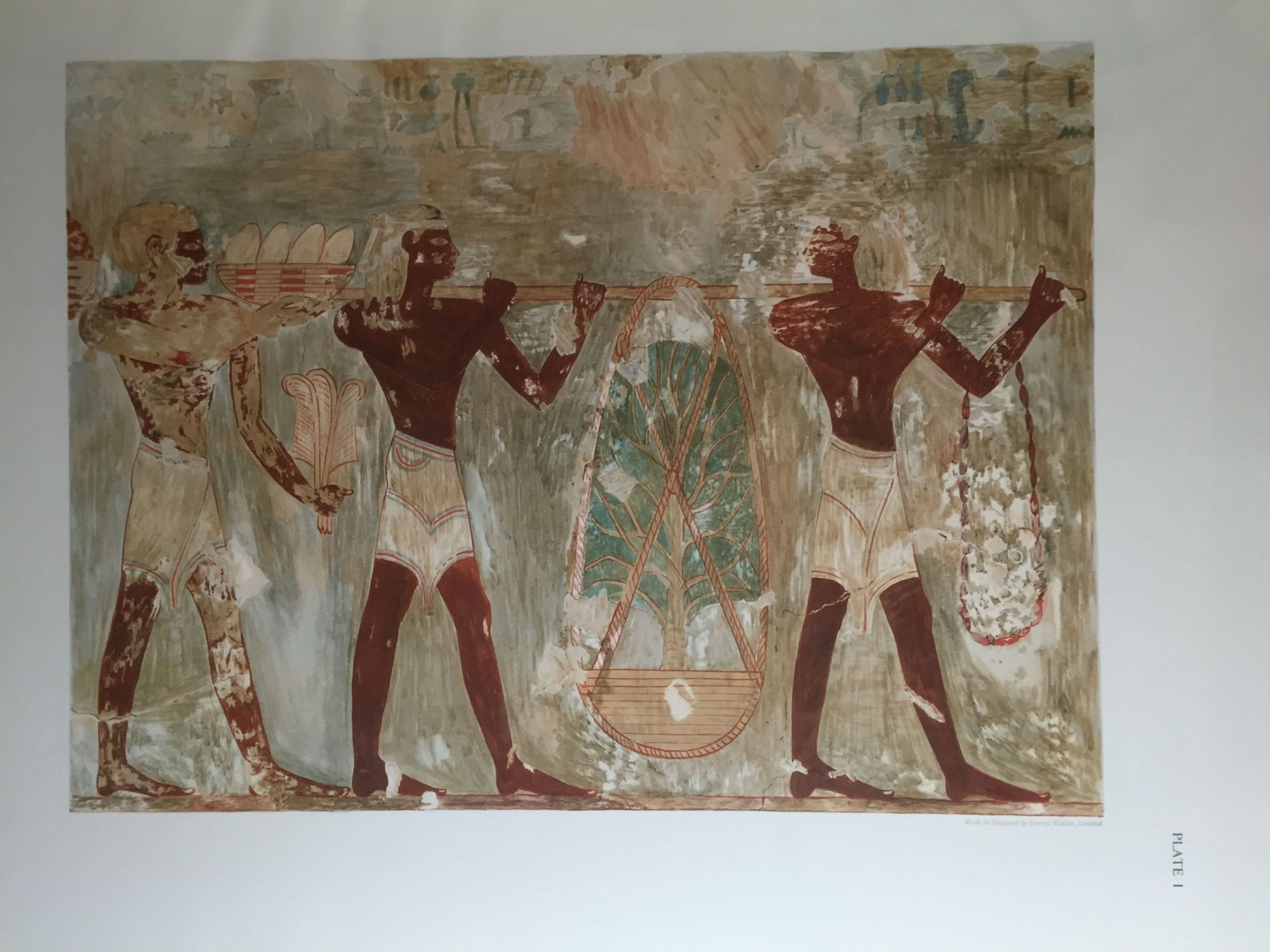 Paintings From The Tomb Of Rekh Mi Re At Thebes Davies