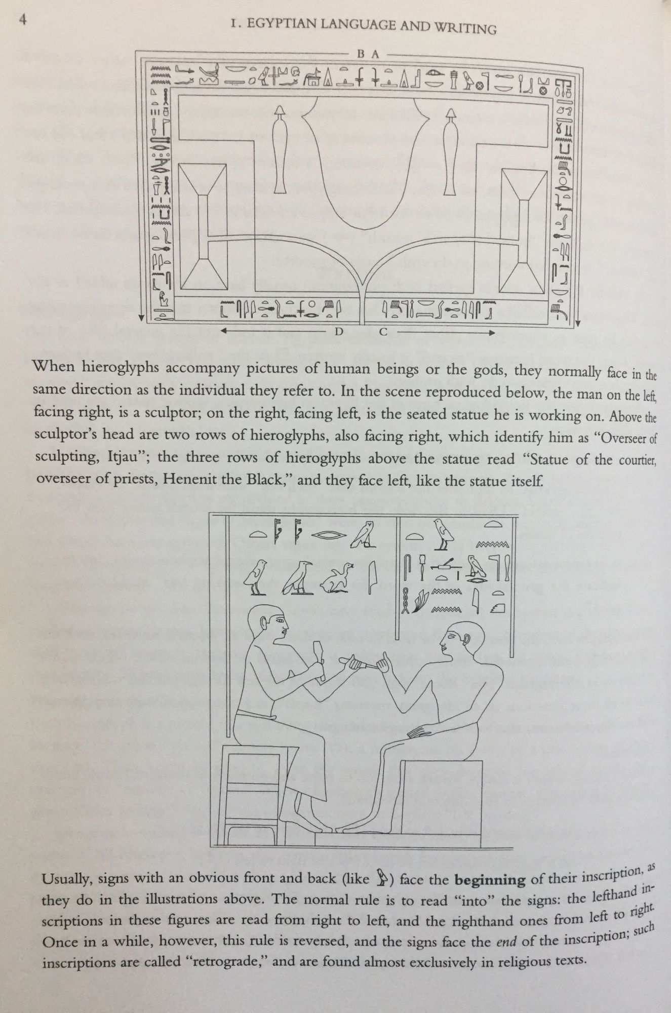 Middle Egyptian  An introduction to the Language and Culture