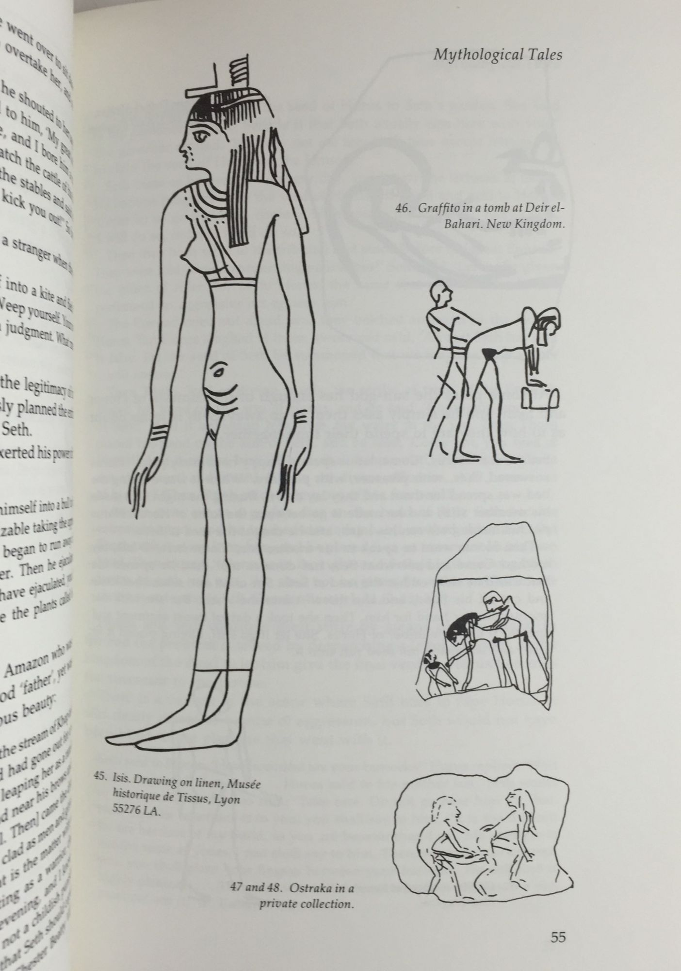 ual life in Ancient Egypt