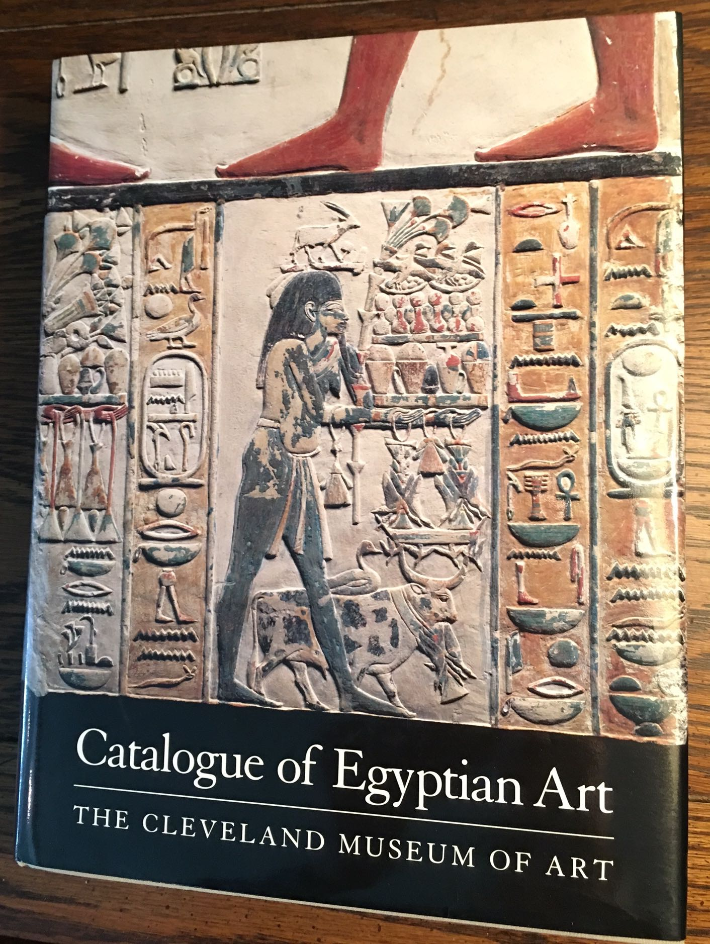 Cleveland Museum Of Art: Catalogue Of Egyptian Art. The Cleveland Museum Of Art