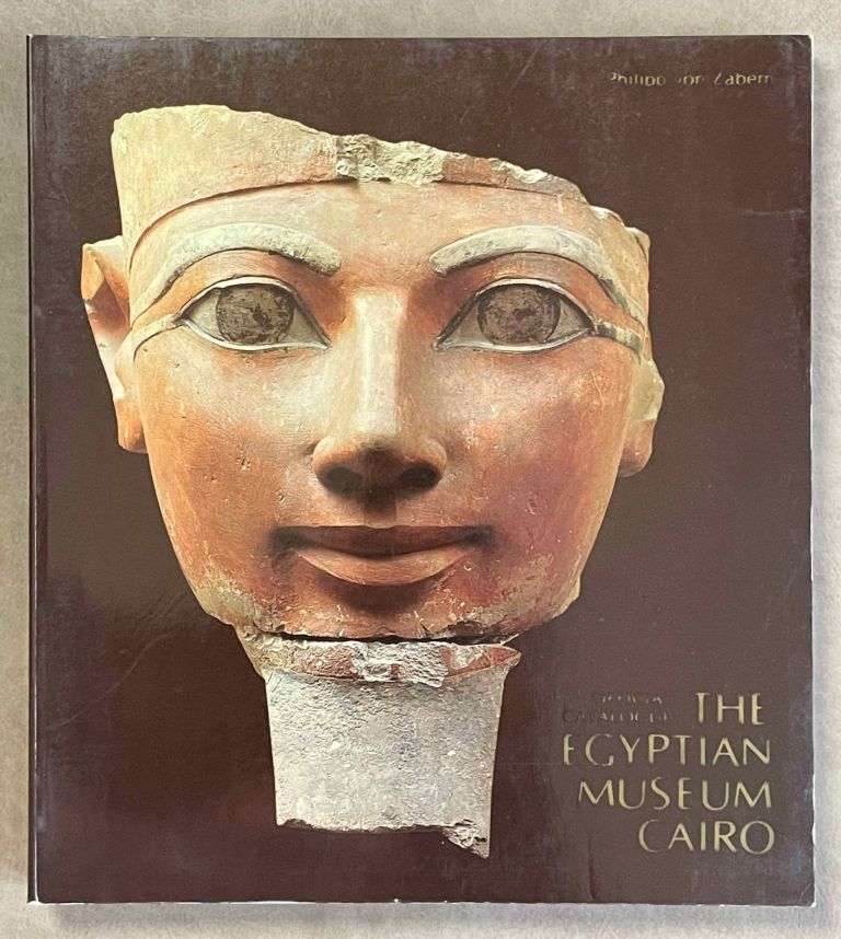 The Egyptian Museum Cairo. Official catalogue. AAF - Museum - Le Caire - Cairo.[newline]M0043a-00.jpeg