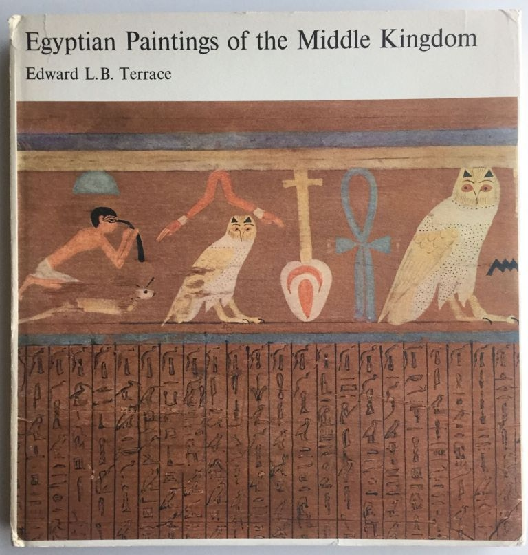 Egyptian paintings of the Middle Kingdom - The tomb of Djehutynekht. TERRACE Edward Lee Bockman.[newline]M1635a.jpg