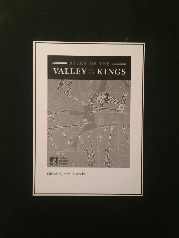 Atlas of the Valley of the Kings: The Theban Mapping Project Part 1 (boxed edition). WEEKS Kent.[newline]M3616.jpg