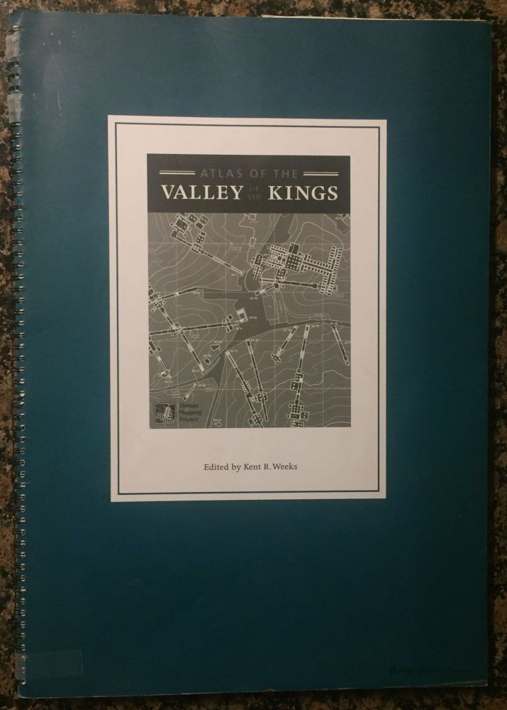 Atlas of the Valley of the Kings: The Theban Mapping Project Part 1 (study edition). WEEKS Kent.[newline]M3616a.jpg