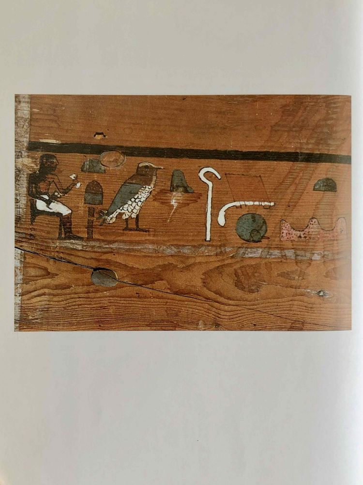 The coffin of Heqata. A case study of the Egyptian funerary culture of the Early Middle Kingdom. Part I: Description and Analysis. Part II: Translation of and Philological Commentary on the Coffin Texts & Plates. WILLEMS Harco.[newline]M3728c.jpeg