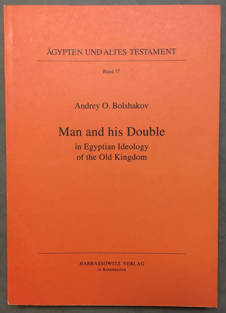 Man and his Double in Egyptian Ideology of the Old Kingdom. BOLSHAKOV Andrey O.[newline]M4905.jpg
