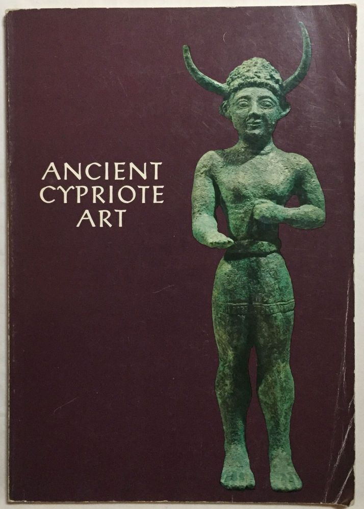 Ancient Cypriote art. Catalogue of the exhibition. AAC - Catalogue exhibition.[newline]M5016.jpg