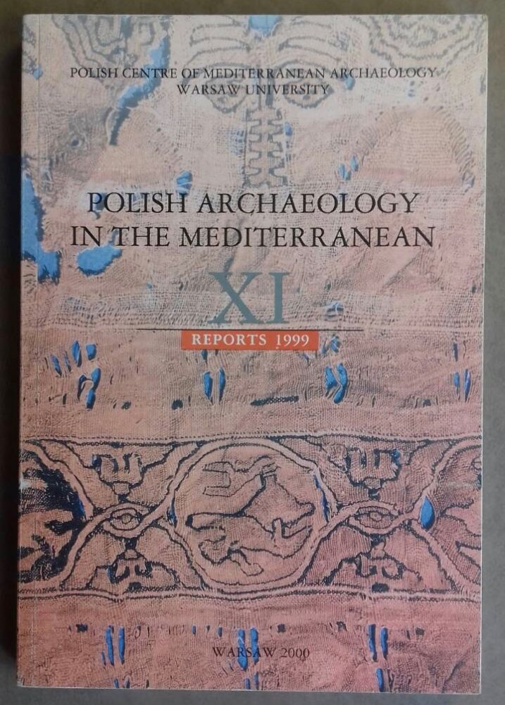 Polish archaeology in the Mediterranean, XI. Reports 1999. [newline]M5264.jpg