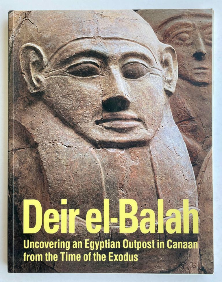 Deir el-Balah. Uncovering an Egyptian outpost in Canaan from the Time of the Exodus. DOTHAN Trude.[newline]M8312-00.jpeg