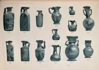 Graeco-Egyptian glass (Catalogue Général du Musée du Caire, Nos 32401-32800). EDGAR Campbell C[newline]C0061c.jpeg