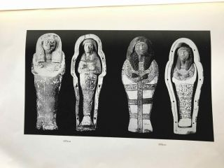 Funerary statuettes and model sarcophagi. Fasc. 1, 2 & 3 (complete set). Catalogue Général du Musée du Caire.[newline]C0083b-12.jpg