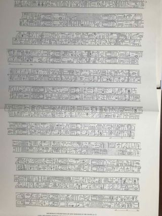 Temple of Khonsu. Vol. I: Scenes of King Herihor in the court. Vol. II: Scenes and inscriptions in the court and the first hypostyle hall (complete set)[newline]M0018c-16.jpeg