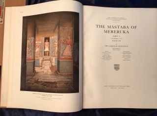 The mastaba of Mereruka. Vol. I & II (complete set)[newline]M0020e-05.jpg