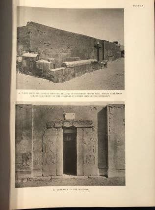 The mastaba of Mereruka. Vol. I & II (complete set)[newline]M0020e-17.jpg