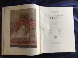 The mastaba of Mereruka. Vol. I & II (complete set)[newline]M0020f-08.jpg