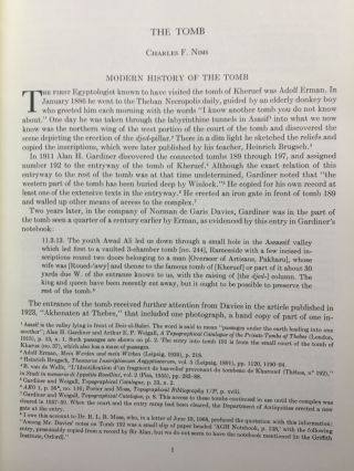 The tomb of Kheruef (text fascicle only, without the plates)[newline]M0022c-03.jpg