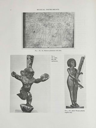 Catalogue of Egyptian Antiquities in the British Museum. Vol. III: Musical instruments[newline]M0078-05.jpeg