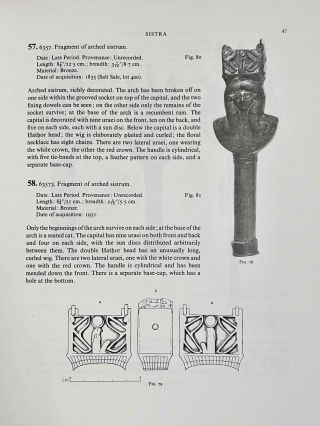 Catalogue of Egyptian Antiquities in the British Museum. Vol. III: Musical instruments[newline]M0078-15.jpeg