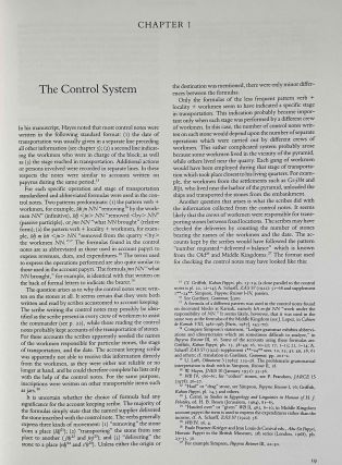 The south cemeteries of Lisht. Vol. I: the pyramid of Senwosret I. Vol. II: The control notes and team marks. Vol. III: the pyramid complex of Senwosret I (complete set)[newline]M0092-17.jpeg