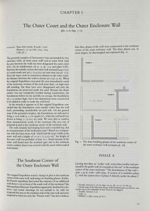 The south cemeteries of Lisht. Vol. I: the pyramid of Senwosret I. Vol. II: The control notes and team marks. Vol. III: the pyramid complex of Senwosret I (complete set)[newline]M0092-28.jpeg