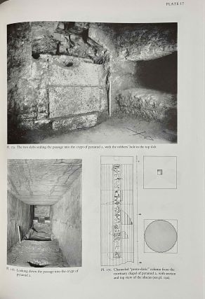 The south cemeteries of Lisht. Vol. I: the pyramid of Senwosret I. Vol. II: The control notes and team marks. Vol. III: the pyramid complex of Senwosret I (complete set)[newline]M0092-30.jpeg