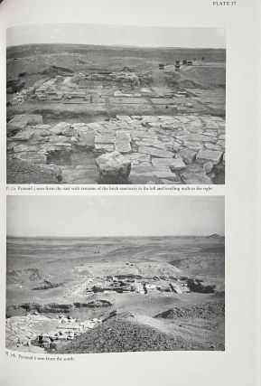 The south cemeteries of Lisht. Vol. I: the pyramid of Senwosret I. Vol. II: The control notes and team marks. Vol. III: the pyramid complex of Senwosret I (complete set)[newline]M0092-31.jpeg