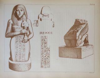 Catalogue of the collection of Egyptian antiquities at Alnwick Castle. BIRCH Samuel[newline]M0137.jpg