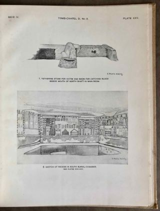 The rock tombs of Meir. Part I-VI (complete set)[newline]M0154a-35.jpg