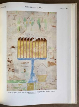 The rock tombs of Meir. Part I-VI (complete set)[newline]M0154a-56.jpg