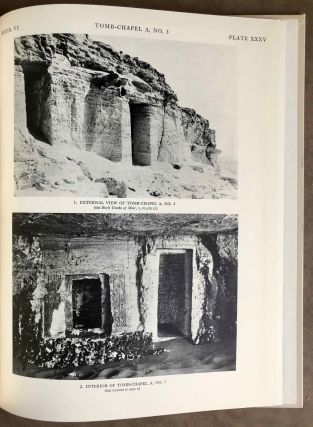 The rock tombs of Meir. Part I-VI (complete set)[newline]M0154a-58.jpg