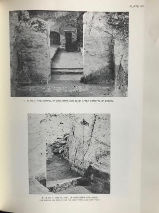 The rock tombs of Meir. Part I: The tomb-chapel of Ukh-hotp's son Senbi.[newline]M0154d-11.jpg