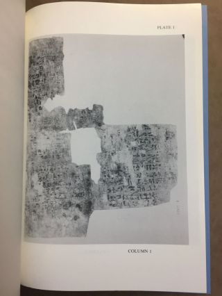 The Story of King Kheops and the Magicians. Transcribed from Papyrus Westcar (Berlin Papyrus 3033).[newline]M0250a-04.jpg