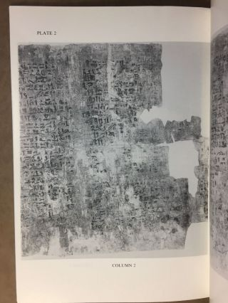 The Story of King Kheops and the Magicians. Transcribed from Papyrus Westcar (Berlin Papyrus 3033).[newline]M0250a-05.jpg