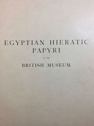Facsimiles of Egyptian Hieratic Papyri in the British Museum. 1st series.[newline]M0266a-04.jpg