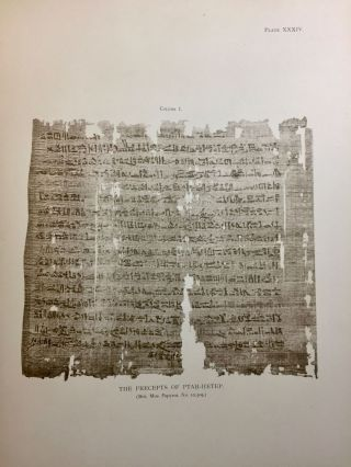 Facsimiles of Egyptian Hieratic Papyri in the British Museum. 1st series.[newline]M0266a-17.jpg