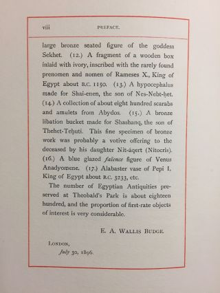 Some account of the collection of antiquities in the possession of Lady Meux of Theobald's Park, Waltham Cross[newline]M0270a-08.jpg