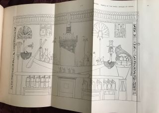 The temple of the kings at Abydos (Sethy I). With drawings by H.L. Christie and a chapter by W.M. Flinders Petrie.[newline]M0318b-05.jpg