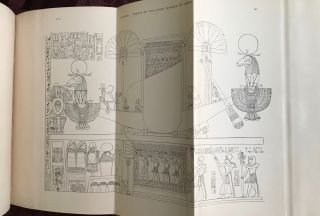 The temple of the kings at Abydos (Sethy I). With drawings by H.L. Christie and a chapter by W.M. Flinders Petrie.[newline]M0318b-06.jpg