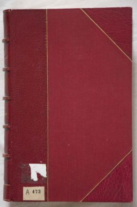 Oeuvres diverses. Tomes I, II, III & V (tome IV is missing)[newline]M0340-09.jpg