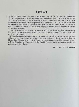 Scenes from some Theban tombs (Nos 38, 66, 162 with excerpts from 81)[newline]M0401-04.jpeg