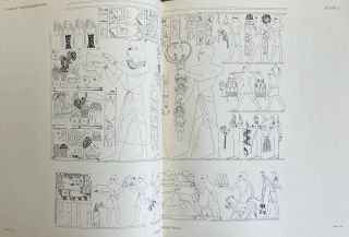 Scenes from some Theban tombs (Nos 38, 66, 162 with excerpts from 81)[newline]M0401-08.jpeg