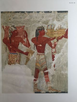 Paintings from the Tomb of Rekh-Mi-Re' at Thebes[newline]M0403b-10.jpg