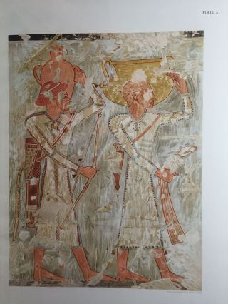 Paintings from the Tomb of Rekh-Mi-Re' at Thebes[newline]M0403b-24.jpg
