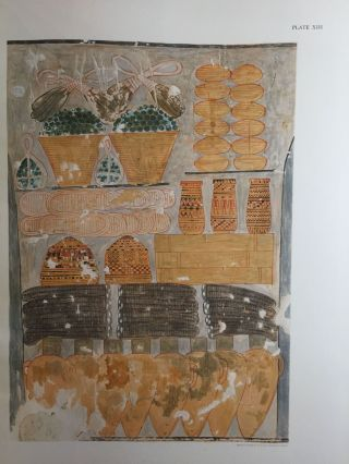 Paintings from the Tomb of Rekh-Mi-Re' at Thebes[newline]M0403b-30.jpg