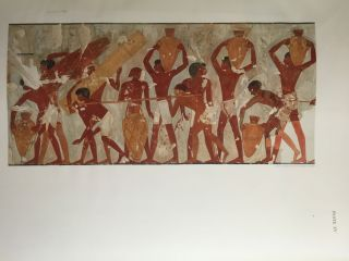 Paintings from the Tomb of Rekh-Mi-Re' at Thebes[newline]M0403b-34.jpg