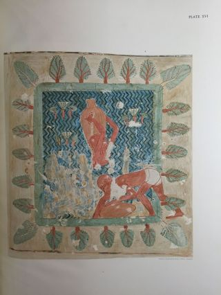 Paintings from the Tomb of Rekh-Mi-Re' at Thebes[newline]M0403b-36.jpg