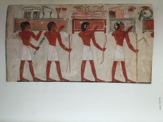 Paintings from the Tomb of Rekh-Mi-Re' at Thebes[newline]M0403b-40.jpg