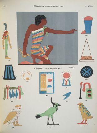 The mastaba of Ptahhetep and Akhethetep at Saqqareh. Part I: The chapel of Ptahhetep and the...[newline]M0405a.jpg