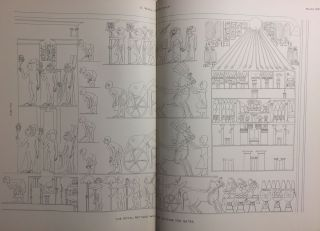The rock tombs of Tell el-Amarna. Complete set of 6 volumes in the FIRST EDITION. Part I: The Tomb of Meryra. Part II: The Tombs of Panehesy and Meryra II. Part III: The Tombs of Huya and Ahmes. Part IV: Tombs of Penthu, Mahu, and Others. Part V: Smaller Tombs and Boundary Stelae. Part VI: Tombs of Parennefer, Tutu, and Aÿ.[newline]M0410-09.jpg